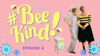 #BeeKind with Beth Behrs: Visiting the Beehive with Andy Lassner