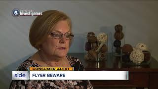 Local woman wants to warn others about booking cheap flights on JustFly.com