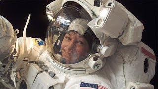 Recorded LIVE: NASA TV - ISS live stream - Spacewalk With Peggy Whitson and Shane Kimbrough