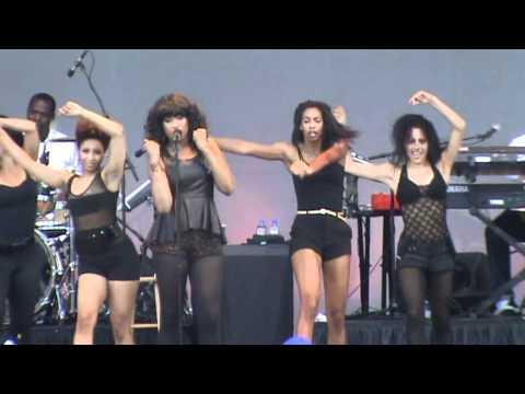 Jennifer Hudson - Night of your life - Taste of Chicago 2012 live FT David Guetta