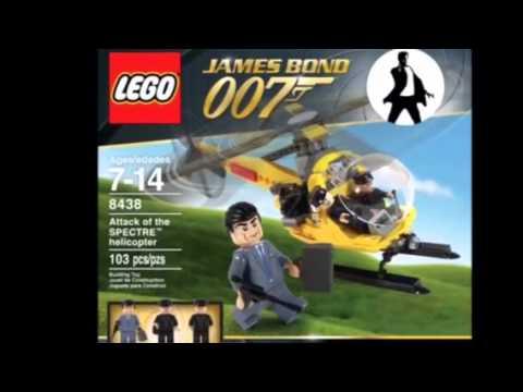james bond lego sets for 2014 apparently fake youtube. Black Bedroom Furniture Sets. Home Design Ideas