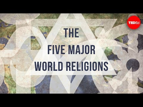 The five major world religions - John Bellaimey thumbnail