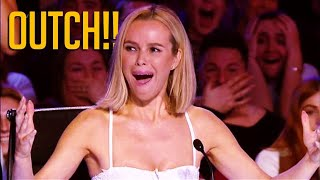 The Judges Get ROASTED So BAD It's Hard To Watch!!!