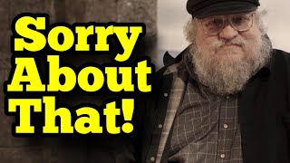 George R.R. Martin regrets Game of Thrones series now? Also, He-Man returns to Netflix!
