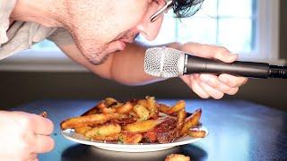 Oven Fries — CRISPIER Than Deep-Fried