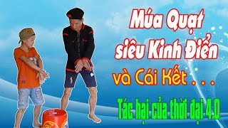 Hài Dân Tộc Hay Cười Vỡ Bụng 2019 - Tác Hại Thời Đại 4.0 - A HY TV