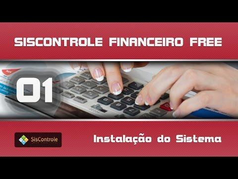 01 Instalação - Curso Siscontrole Financeiro Free