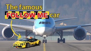 WHY is the FOLLOW ME CAR so IMPORTANT?! Explained by CAPTAIN JOE