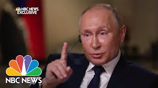 Exclusive: Full Interview With Russian President Vladimir Putin