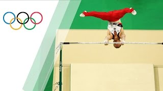 Men's Horizontal Bar Final - Artistic Gymnastics | Rio 2016 Replay