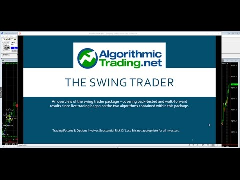 Swing Trading System - Auto Trading Strategy