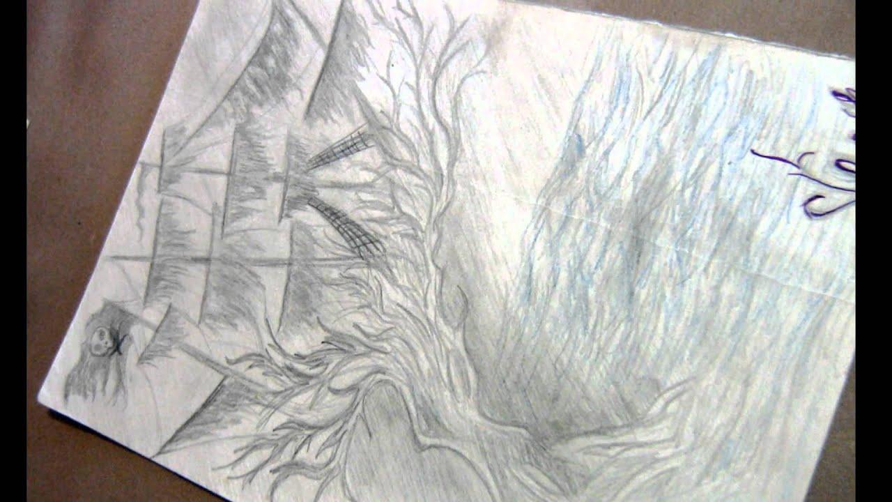 Desene In Creion Youtube