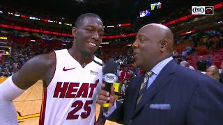 POSTGAME REACTION: Miami Heat vs San Antonio Spurs 01/15/20