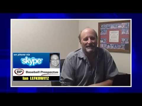 Episode 85: Baseball Prospectus writer and Scoresheet player Ian Lefkowitz