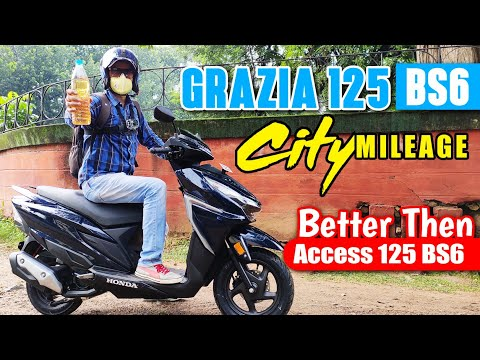 video Honda Grazia
