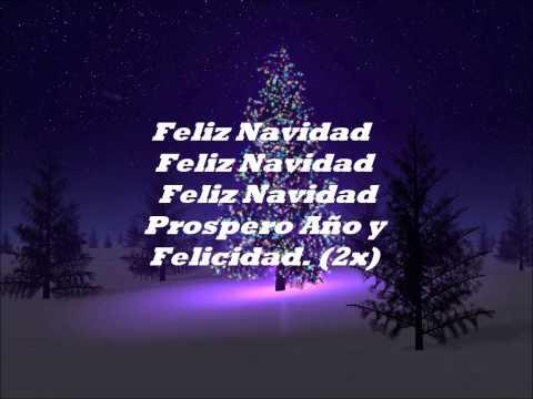 Jose Feliciano - Feliz Navidad (I Wanna Wish You A Merry Christmas) [HD]