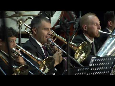 Around the world in 80 days BANDA MUNICIPAL DE MÚSICA DE CAMARENA