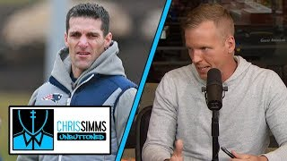 What will New England Patriots do if Nick Caserio leaves? | Chris Simms Unbuttoned | NBC Sports