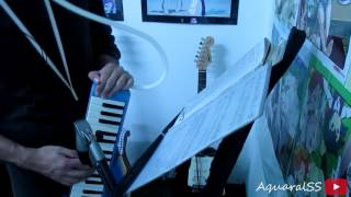 Sora No Woto - Amazing Grace (Pianica Cover)[OST.ver]