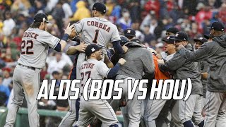 MLB   2017 ALDS Highlights (HOU vs BOS)