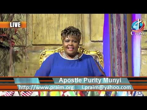Apostle Purity Munyi Into The Chambers Of The King 05-28-2021