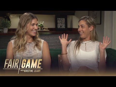 """2020 Olympics Beach Volleyball Hopefuls April Ross, Alix Klineman: """"It's All or Nothing"""" 