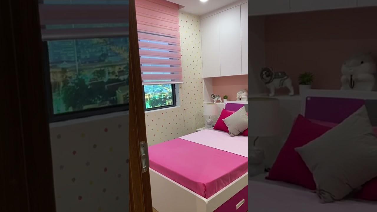 Chỉ với 200 triệu sở hữu căn hộ trung tâm TP Thuận An Bình Dương - tặng nội thất cao cấp - SHR video