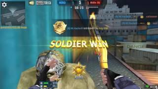 Phục Kích - Huy diệt Zombie bằng MGX và Cưa Máy