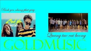 GoldenDragon | Binh yen nhung phut giay - Son Tung MTP | Quang tao cai bong Huynh James -Pjnboys