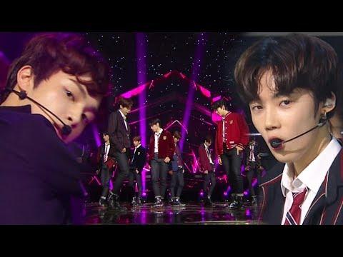 《POWERFUL》 THE BOYZ(더보이즈) - Boy(소년) @인기가요 Inkigayo 20180114