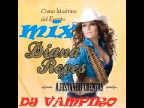 Diana reyes  ajustemos cuetas mix por dj vampiro.wmv