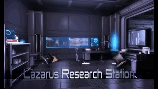 Mass Effect 2 - Lazarus Research Station (1 Hour of Music)