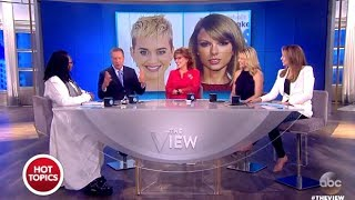 Kasich On Katy & Taylor's Feud - The View