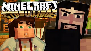 Minecraft Story Mode | IVOR THE EVIL!! | Episode 1 [#2]