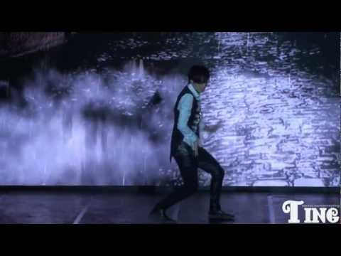 [FANCAM] 120401 - EXO Showcase Kai (My Lady)