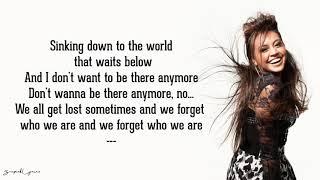 Jessica Mauboy - Never Be The Same (Lyrics)