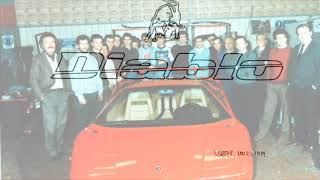 Lamborghini Diablo history