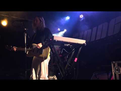 The Japanese House - Cool Blue (Southampton, 06/10/15)