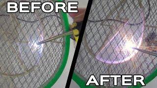 Teardown & Hack Electric Flyswatter