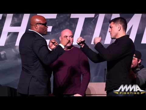 Baixar UFC 183: Anderson Silva vs. Nick Diaz Staredown