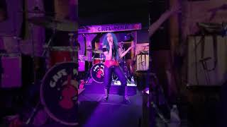 Happy By Leah-Brooklyn (Pharrell Cover) LIVE At Cafe Wha? NYC