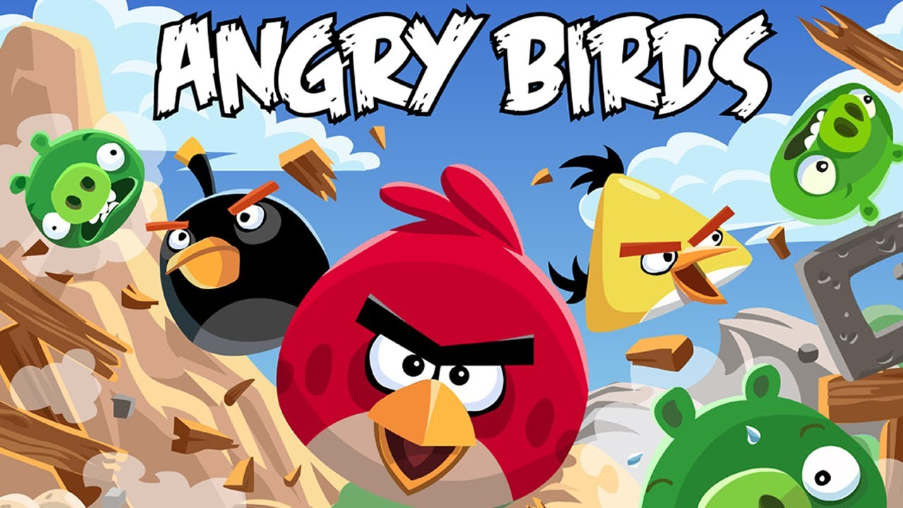 Personagem Angry Birds: Tutorial & Gameplay (Bad