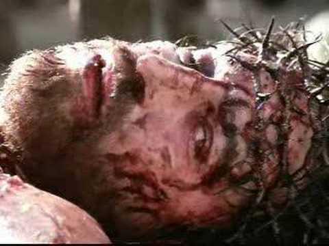 su sangre derramada por amor a mi