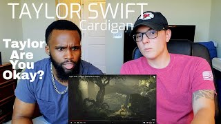 Taylor Swift - Cardigan Official Music Video (Reaction Video)