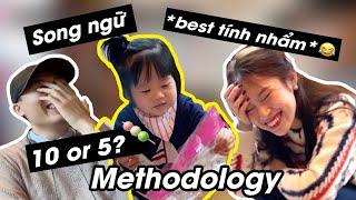 Khánh Vy vs Annie l về pp dạy tiếng Anh từ Vỡ Lòng
