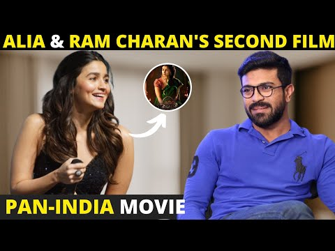 Alia Bhatt to team up with Ram Charan AGAIN for BIG budget film: Reports