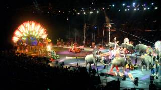 ringling bros and barnum & bailey ...fully  charged...