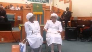 Church Usher Skit