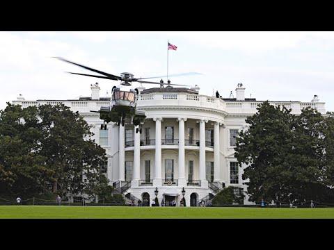 Блиндирани стакла, инфрацрвени сензори - Лудото обезбедување на Белата куќа
