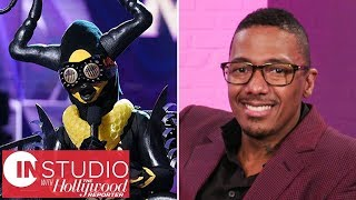"Nick Cannon Teases ""Bigger Performances"" For 'The Masked Singer' Season 2 